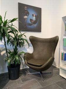Ægget fra Arne Jacobsen